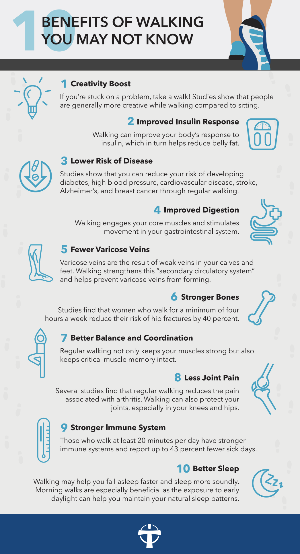 10 Benefits of Walking You May Not Know Baton Rouge ...